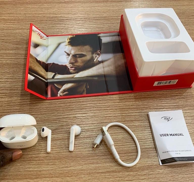 Itel ITW-60 true wireless earbud accessories