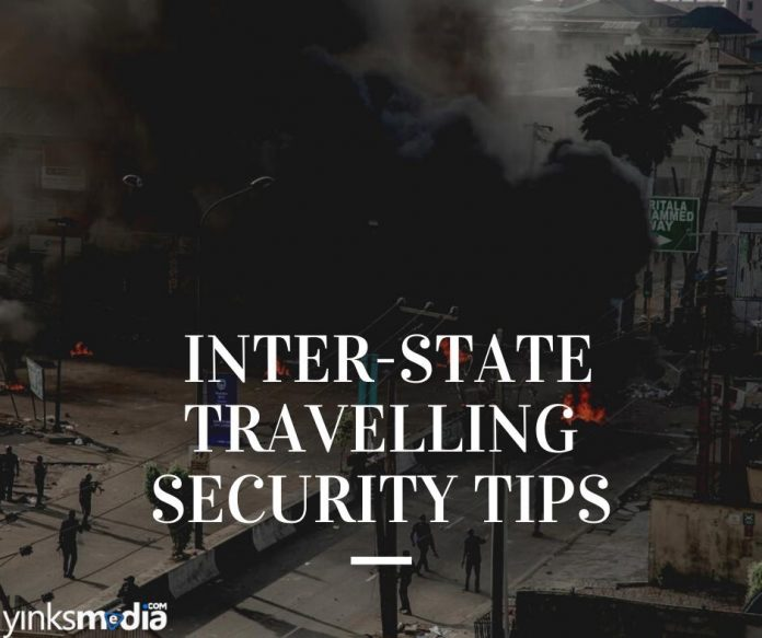 Nigeria Inter-state Travelling Security Tips